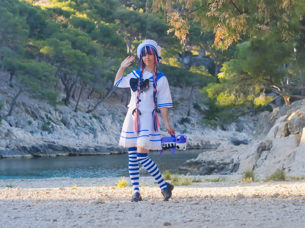 related image - Shooting Stocking - Citoyenne Z - Calanque de Port Pin -2019-06-08- P1699226