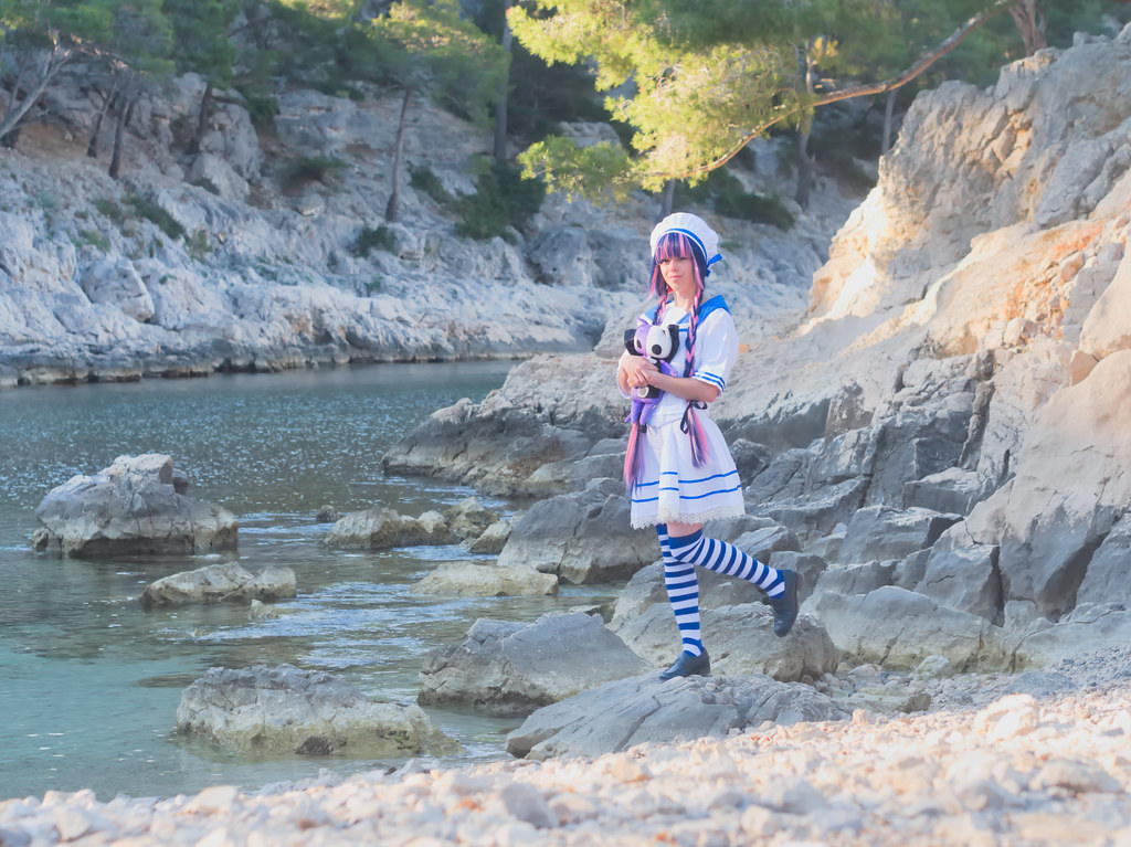 related image - Shooting Stocking - Citoyenne Z - Calanque de Port Pin -2019-06-08- P1699255