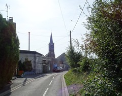 Haucourt-en-Cambrésis  Église - Photo of Bertry