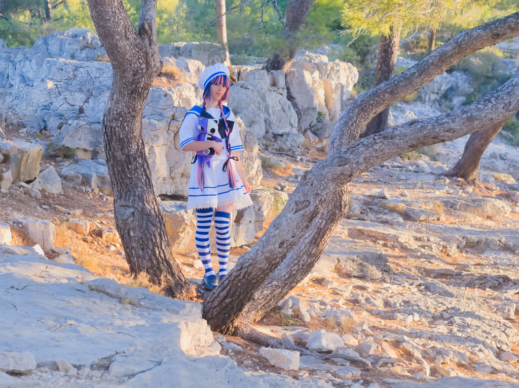 related image - Shooting Stocking - Citoyenne Z - Calanque de Port Pin -2019-06-08- P1699091