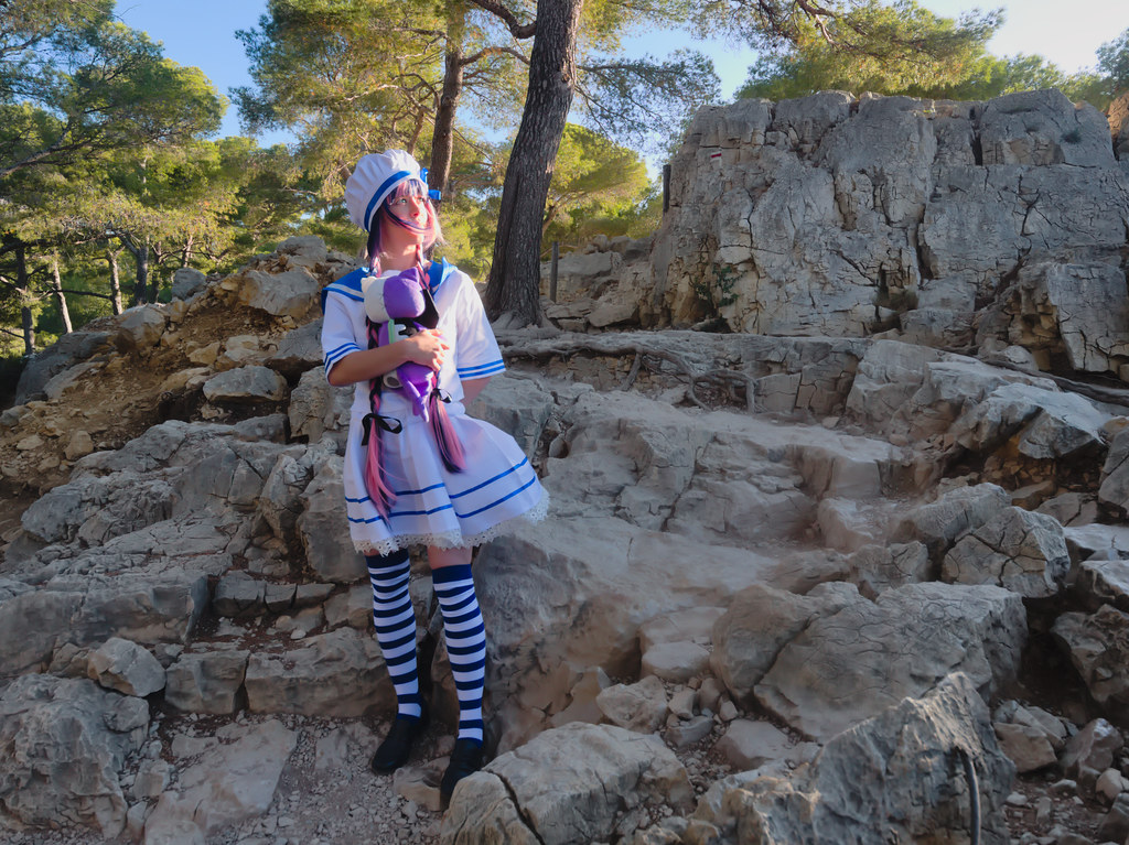 related image - Shooting Stocking - Citoyenne Z - Calanque de Port Pin -2019-06-08- P1699278