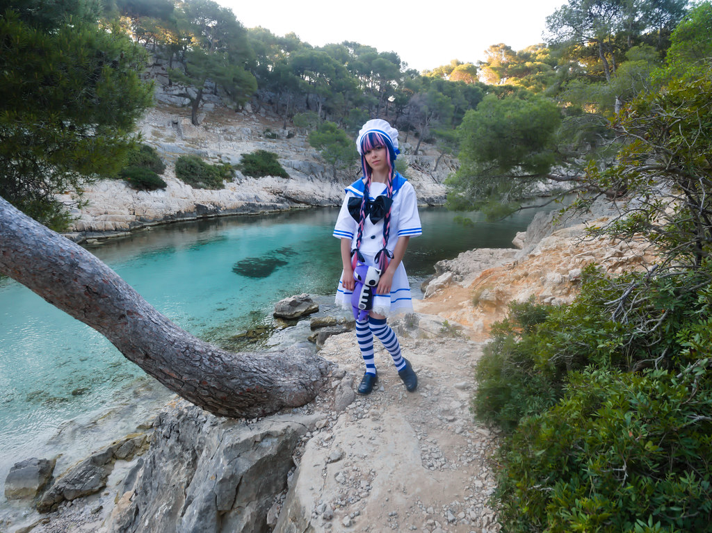 related image - Shooting Stocking - Citoyenne Z - Calanque de Port Pin -2019-06-08- P1699156