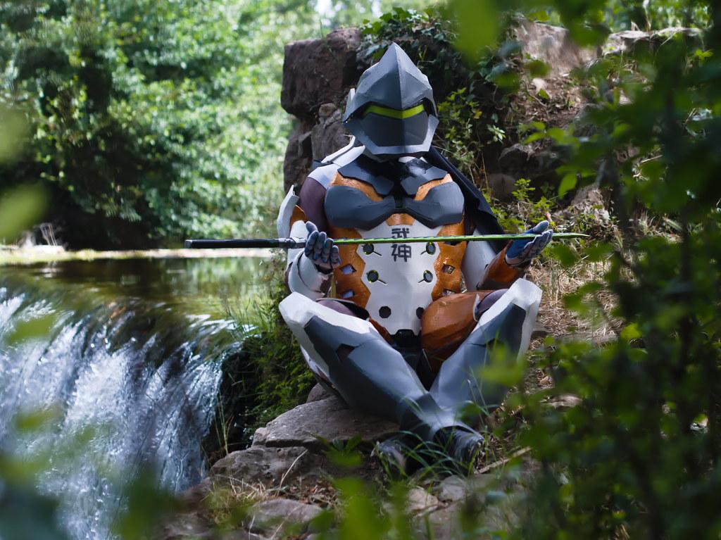 related image - Shooting Overwatch - Genji - Mercy - Sollies-Ville -2019-06-09- P1699465