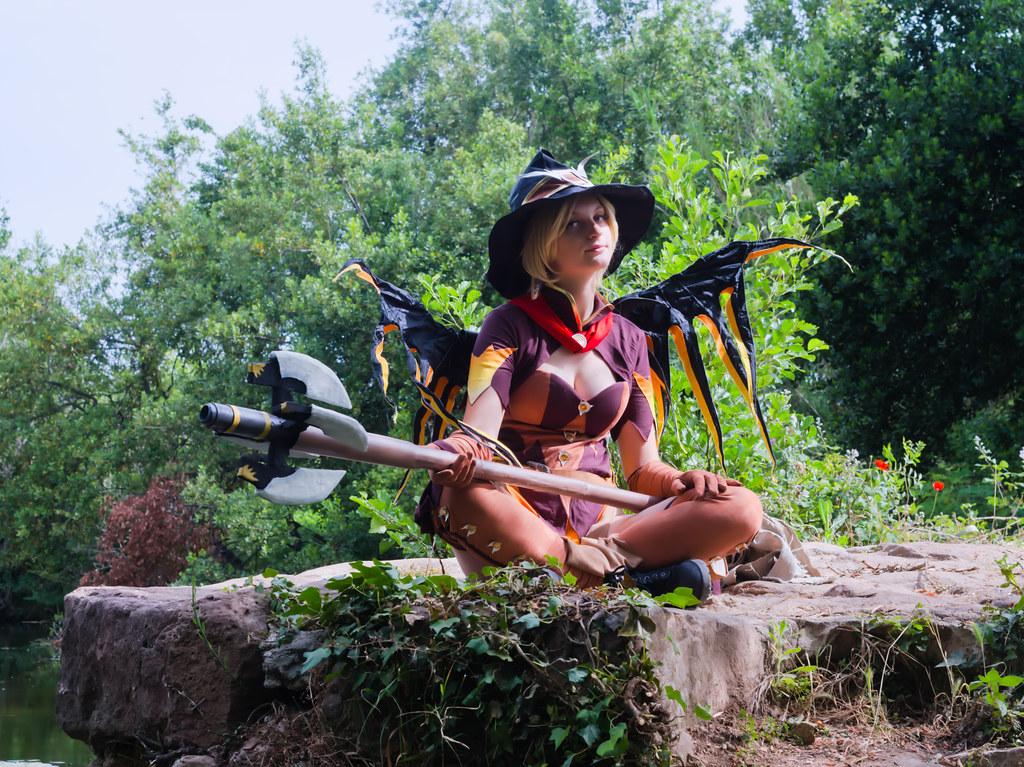 related image - Shooting Overwatch - Genji - Mercy - Sollies-Ville -2019-06-09- P1699479