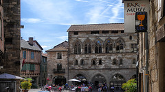 Marketplace Figeac / France - Photo of Viazac
