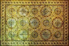 Pattern Tiles Panel (c.1648-1651)