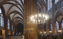 Cathédrale de Strasbourg interior - Photo of Wolfisheim