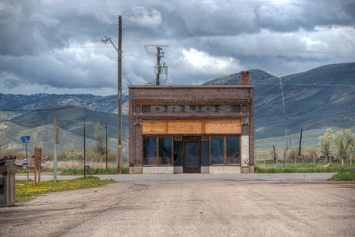 Drugstore, Cokeville, Wyoming