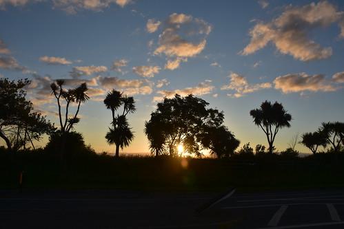 Sunset - Rosslare Habour