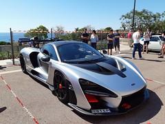 McLaren Senna ÷ Carsandcoffeemonaco - Photo of Èze