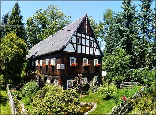Haus Schenkslieb in Taubenheim
