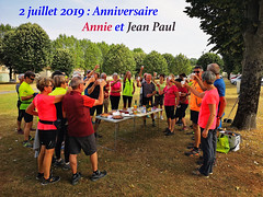 Anniversaire Jean Paul et Annie - Photo of Fressines