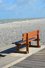 Looking Out [Cayeux-Sur-Mer - 20 August 2016]