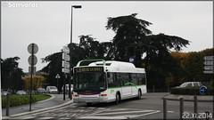 Heuliez Bus GX 317 GNV - Semitan (Société d'Économie MIxte des Transports en commun de l'Agglomération Nantaise) / TAN (Transports en commun de l'Agglomération Nantaise) n°543