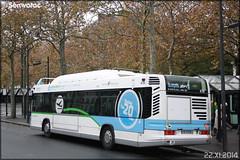 Heuliez Bus GX 317 GNV - Semitan (Société d'Économie MIxte des Transports en commun de l'Agglomération Nantaise) / TAN (Transports en commun de l'Agglomération Nantaise) n°478