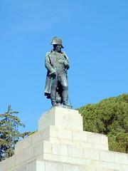 France, la Corse, le monument en hommage à Napoléon 1er à Ajaccio