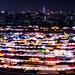 Ratchada Rot Fai Train Night Market - Panorama