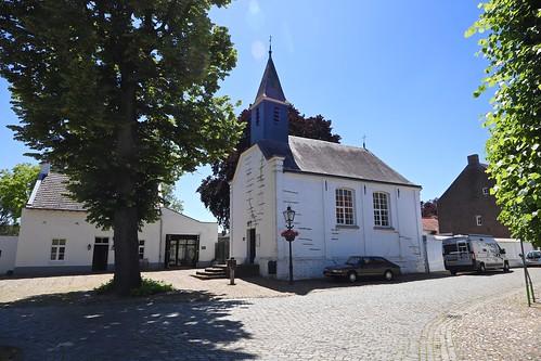 Gereformeerd Kerkje / Jan van Steffeswertplein / Stevensweert