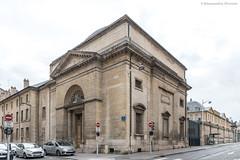 Lycée Henri Poincaré - Chapelle de la Visitation