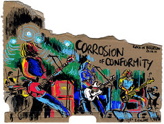 Corrosion_Of_Conformity - Photo of Graincourt-lès-Havrincourt