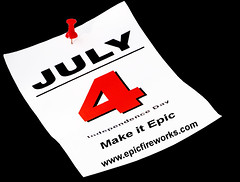 Happy 4th of July from Epic Fireworks