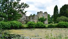 Scotney Castle, Lamberhurst, Tunbridge Wells, Kent