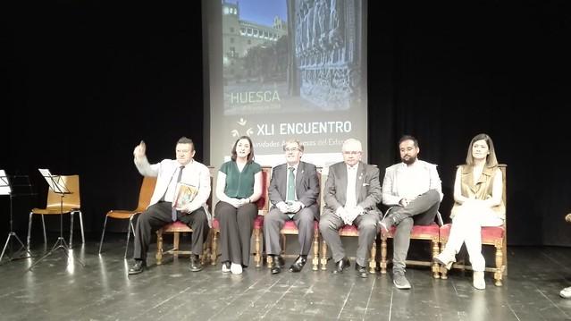 Encuentro de Aragoneses en el Exterior