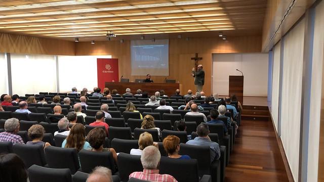 Presentación Informe Caritas