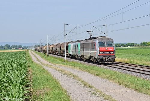 BB 26227 - BB 27xxx - 444520 Gevrey-Triage - Hausbergen
