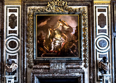 Artwork in the interior of Versailles, France-36a - Photo of Vaucresson