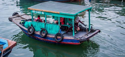 2019 - Vietnam - Halong Bay - 45