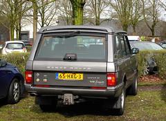 '1986' Land Rover Range Rover 3.5 V8 Vogue SE Anniversary