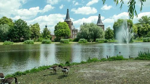 Hoensbroek Castle.  (Kasteel Hoensbroek)