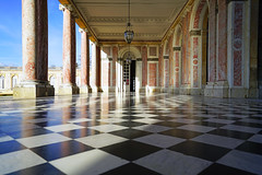 Peristyle of the Grand Trianon, Versailles, Paris - Photo of Bois-d'Arcy