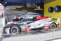 Last Year's Winner - Toyota TS050 Hybrid