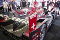 Rebellion Racing's LMP1