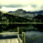 Llac de Pessons Andorra 01 Fir Social - https://www.flickr.com/people/66254836@N08/