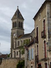 Église Saint-Étienne...Albas - Photo of Fargues