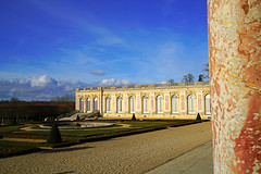 Beautiful day in the Grand Trianon, Versailles, Paris - Photo of Bois-d'Arcy