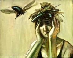 Self Portrait and (c.1937-1941) - Mário Eloy (1900-1951)