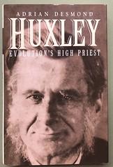 Huxley, Evolution's High Priest. $12