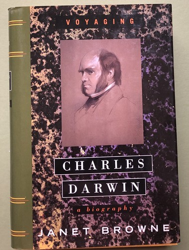 Browne, Darwin: Voyaging. $12