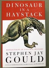 Dinosaur in a Haystack. $12