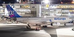 EC-LQO - Air Europa - Airbus A330-200