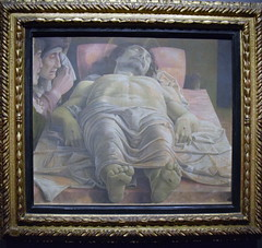 Lamentation of Christ (Mantegna)