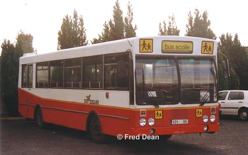 Bus Eireann KS195 (XZV195).