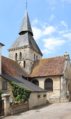 L'église de Cambremer, en Pays d'Auge - Photo of Corbon