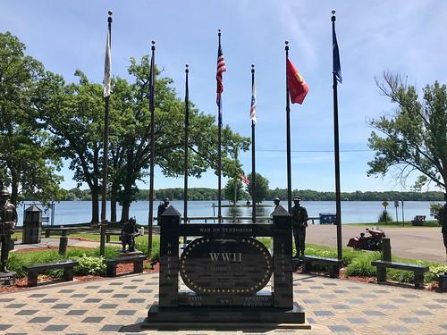 06-29-2019 Ride - Veterans Memorial - Rice Lake,WI