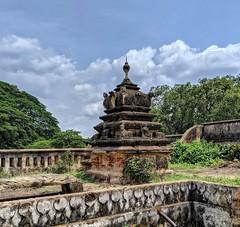 Ancient temple in Karnataka, India