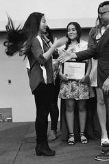 Hazel receives University Award of Distinction